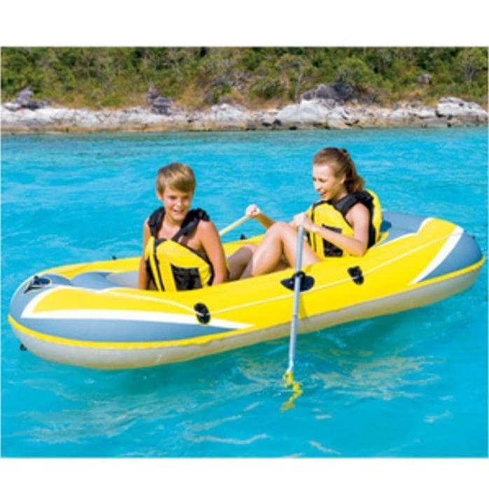 Top! Perahu Karet Hydro Force Boats Naviga Bestway ( 234 Cm ) - Sale!