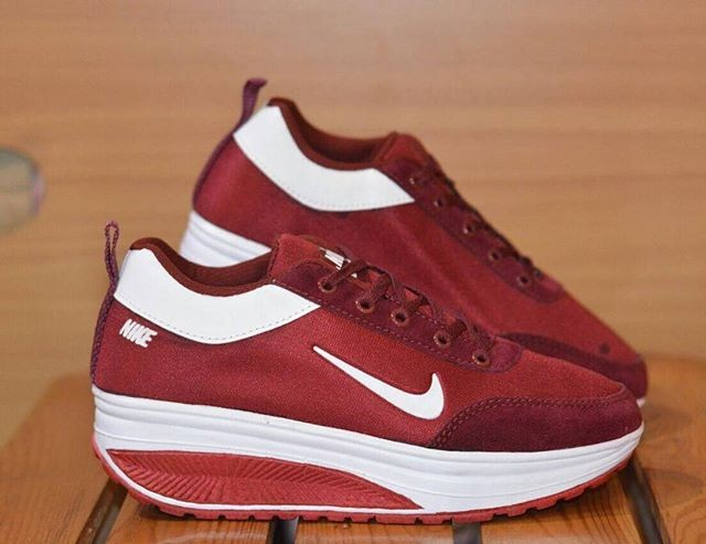 harga Nike wedges / sepatu cewe / kado cewe / sepatu nike / sepatu olahraga Tokopedia.com