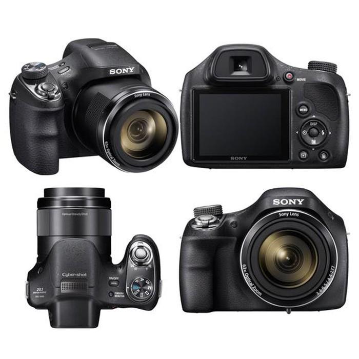 Kamera sony h400 - sony cybershot dsc-h400 garansi resmi
