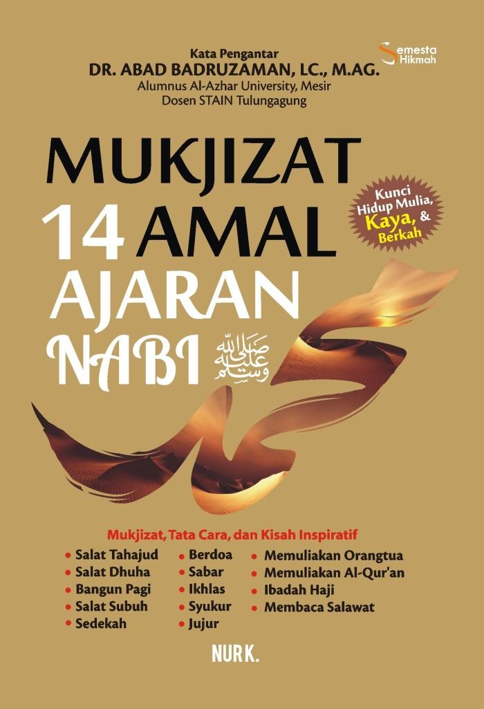 harga Mukjizat 14 amal ajaran nabi saw Tokopedia.com