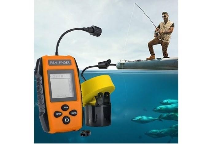 harga Alat pencari ikan deteksi sonar & alarm - alat pancing promo Tokopedia.com