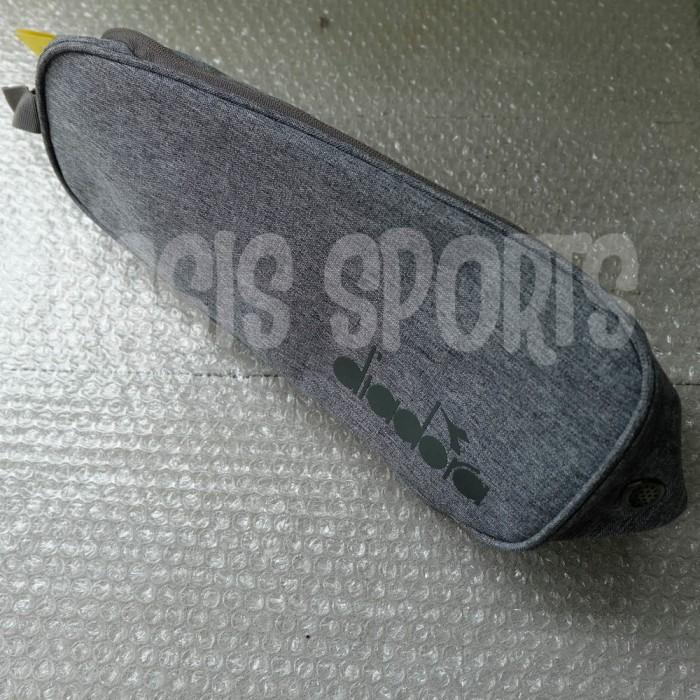 harga Tas sepatu diadora 7504 grey Tokopedia.com
