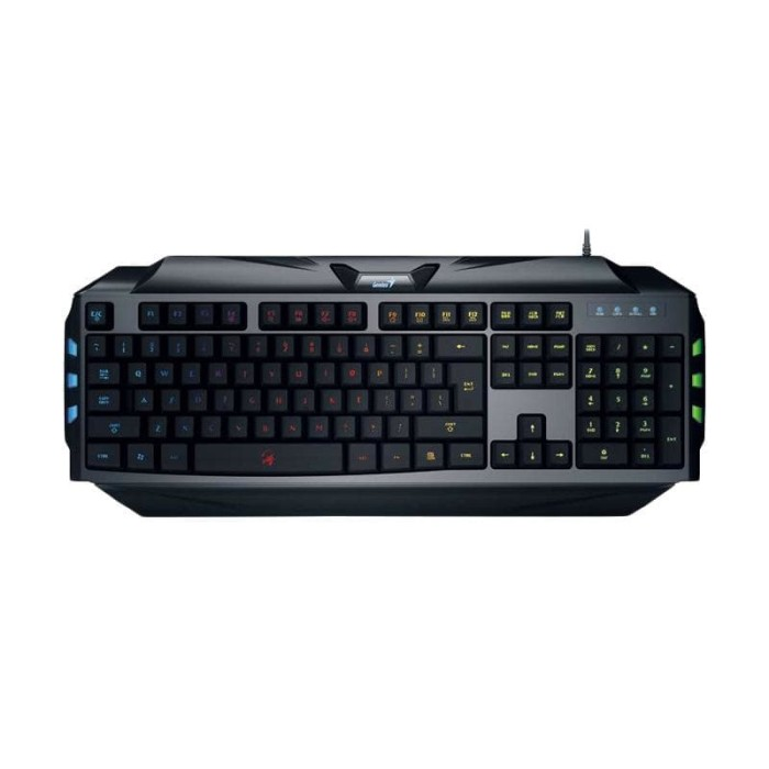 harga Genius keyboard gaming scorpion (k5 bk) Tokopedia.com