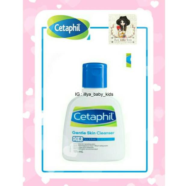 harga Cetaphil gentle skin cleanser 125ml packing dus Tokopedia.com