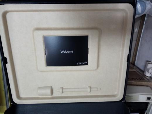 Foto Produk Wacom Intuos pro PTH-651 free lengkap softcase antigores & glove dari jcb online