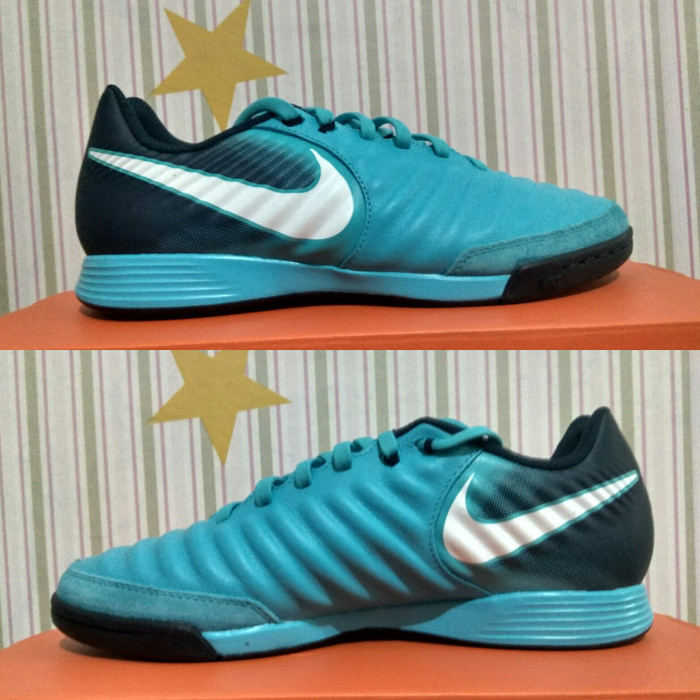 ... harga Sepatu futsal nike tiempo x ligera iv 897765 414 original  Tokopedia.com b86148191c