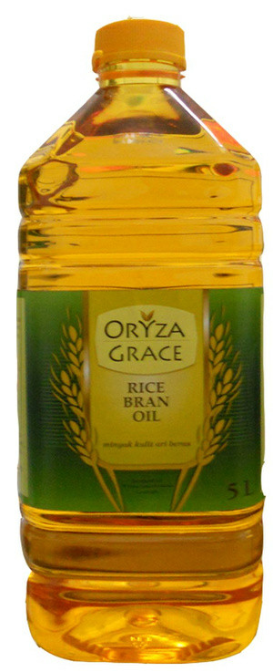 harga Rice bran oil/minyak goreng bekatul padi | 5l | oryza grace Tokopedia.com