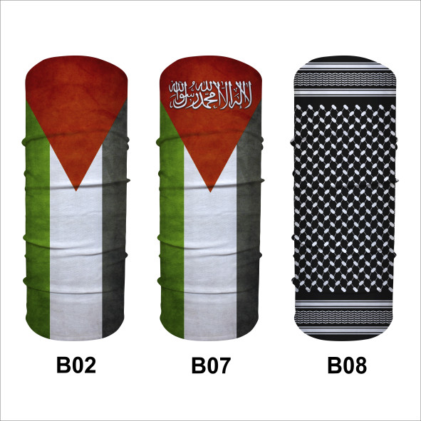 harga Buff bandana motif sorban, palestina, bendera palestina Tokopedia.com