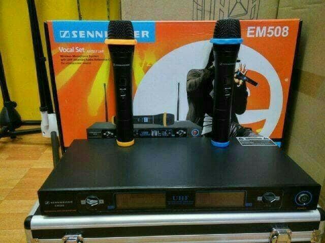 harga Mic wireless sennheiser em508 Tokopedia.com