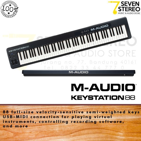 harga M - Audio Keystation 88 Tokopedia.com
