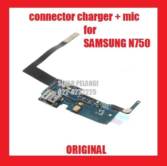harga Samsung n750 galaxy note 3 neo n7505 conector charger mic flexi 904621 Tokopedia.com