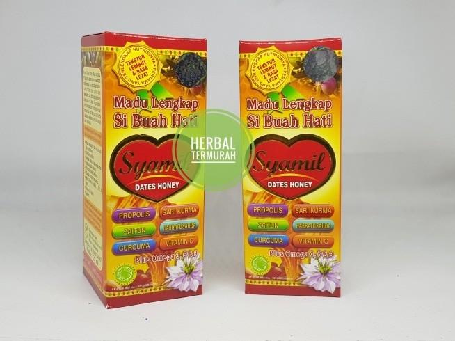 Foto Produk madu shamil anak dari herbal termurah