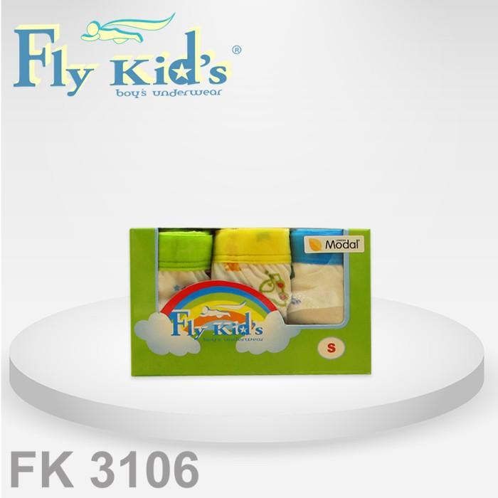 harga Flykids celana dalam mobil anak laki | fk 3106 1pack isi 3 Tokopedia.com