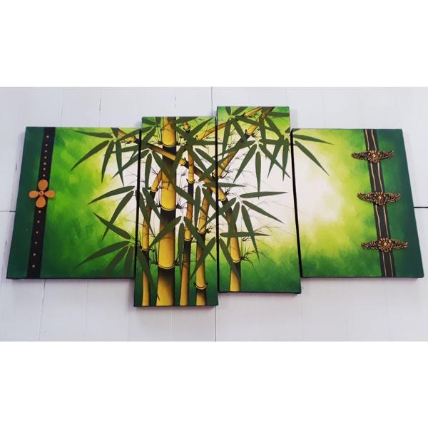 Nama Warna Cat Rumah Minimalis  jual dekorasi rumah lukisan bambu dekoratif od 1 jakarta timur mdp laptop jakarta tokopedia