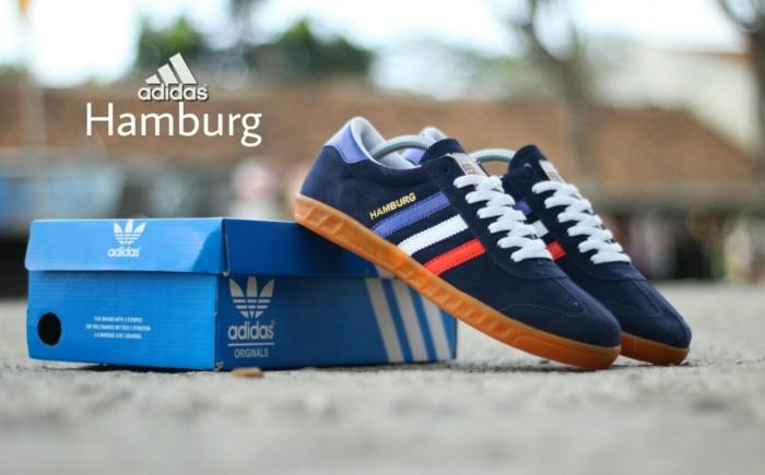 Jual Sepatu Adidas Hamburg Kualitas Grade Ori Kota Tangerang