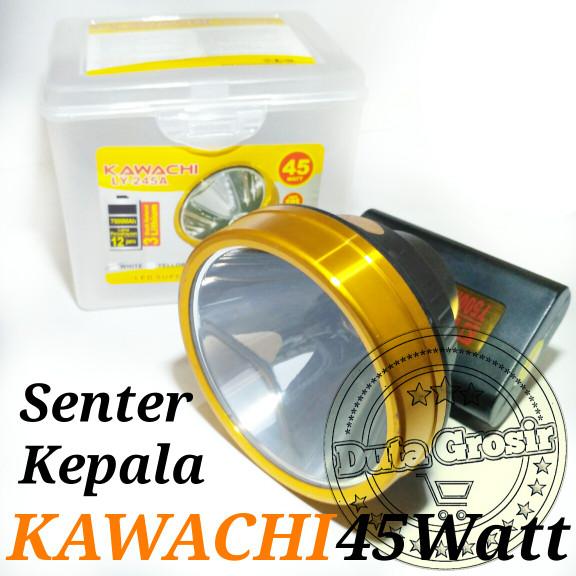 harga Senter kepala kawachi 45watt Tokopedia.com