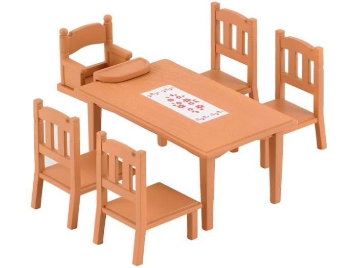 harga Sylvanian families family table & chairs Tokopedia.com