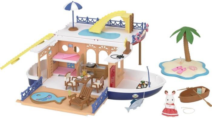 harga Sylvanian families seaside cruiser house boat Tokopedia.com