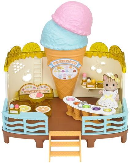 harga Sylvanian families seaside ice cream shop Tokopedia.com
