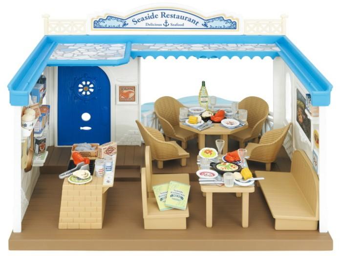 harga Sylvanian families seaside restaurant Tokopedia.com