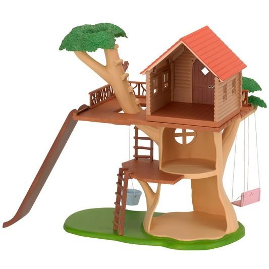 harga Sylvanian families treehouse Tokopedia.com