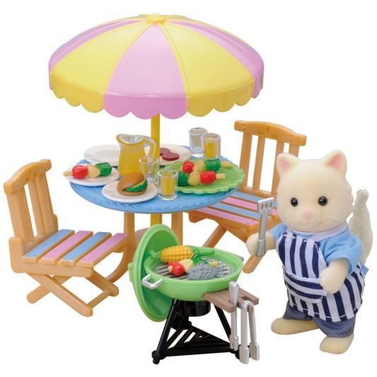 harga Sylvanian families garden barbecue set Tokopedia.com