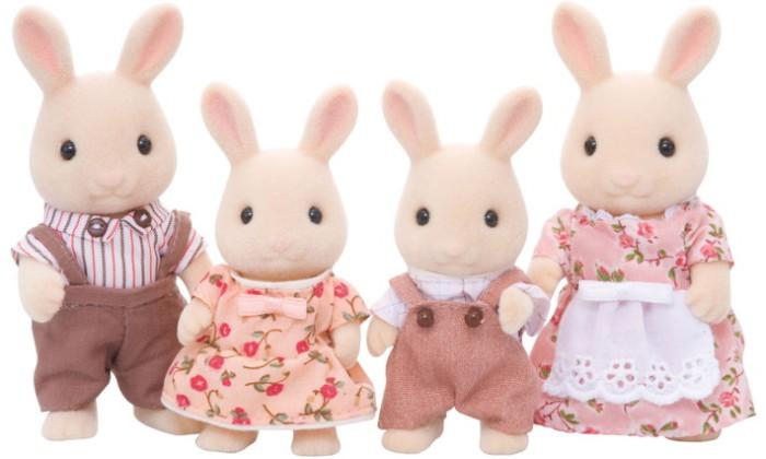 harga Sylvanian families milk rabbit family Tokopedia.com