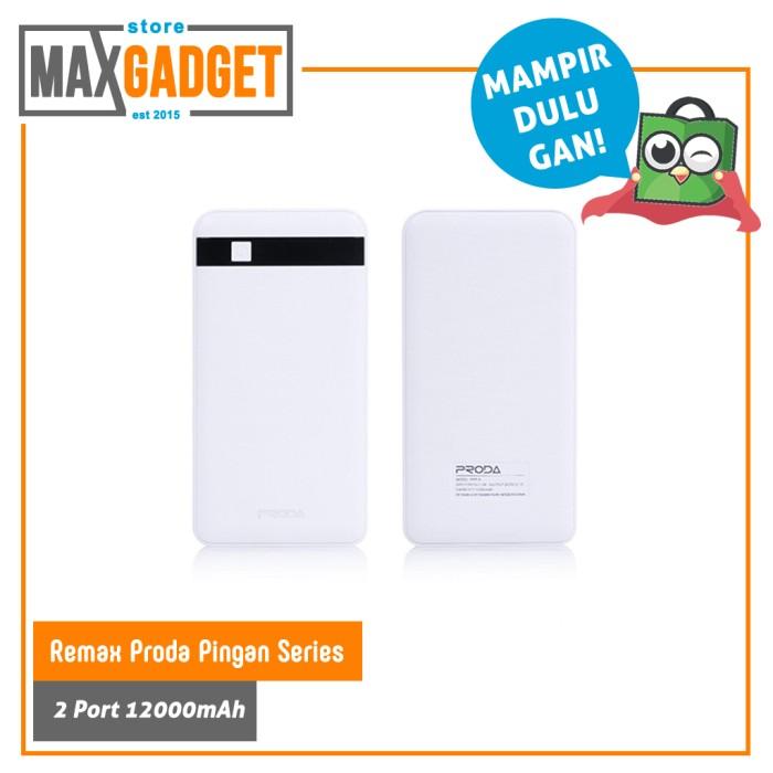 Remax Proda Pingan Series Dual USB Output Power Bank 12000mAh - PPP-9