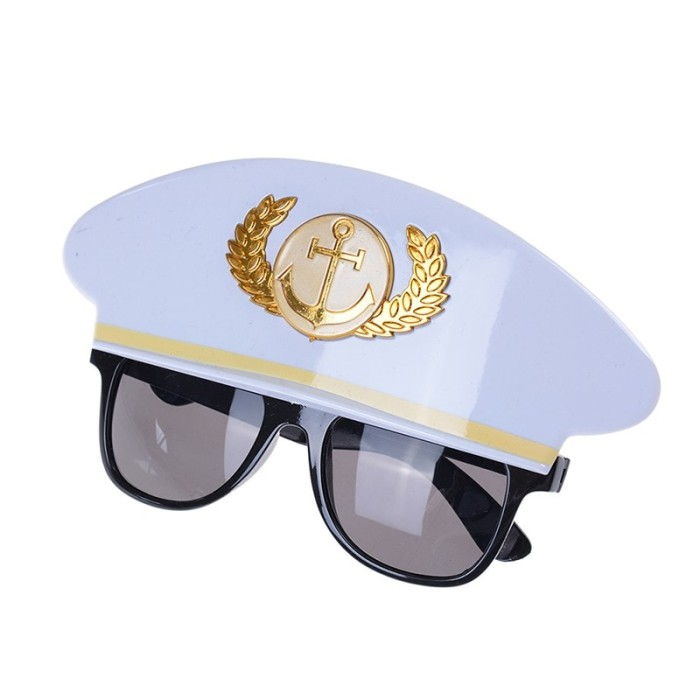 harga Kacamata topi pelaut sailor glasses hat pirates bajak laut halloween Tokopedia.com