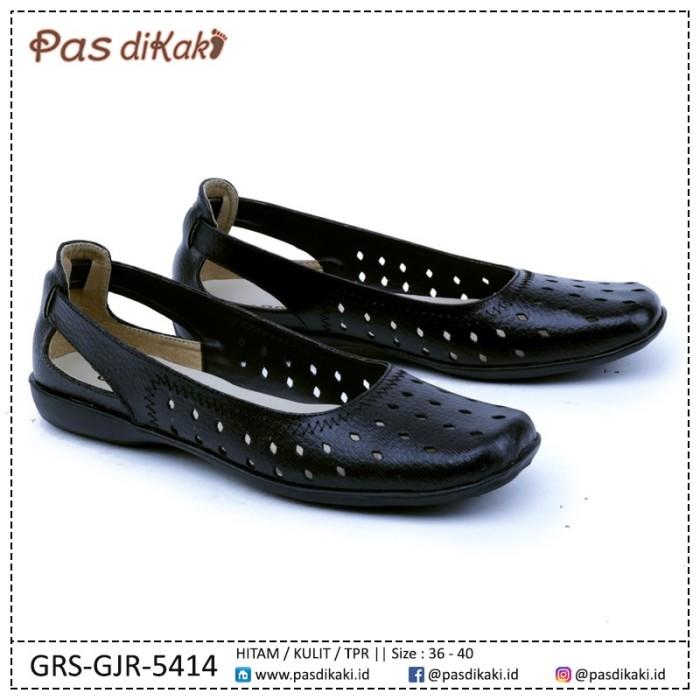 harga Sepatu casual slip-on wanita   garsel grs-gjr-5414 Tokopedia.com