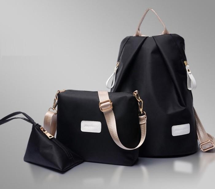 harga Tas ransel backpack kipling longchamp dark blue purple wanita import  Tokopedia. 0033e168f8