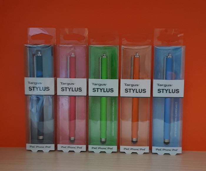 harga Targus stylus all in one / ipad / iphone / android / tab Tokopedia.com