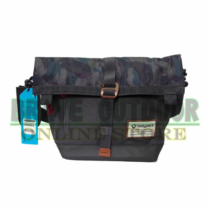 Tas Selempang Bodypack 3207 BATN Grey Batle Jungle 2.0 Original
