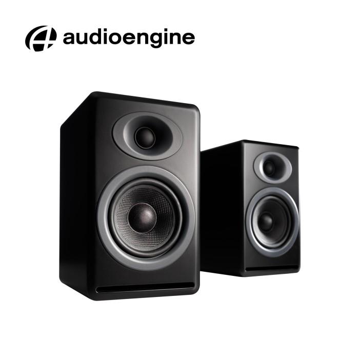 harga Speaker pasif audioengine p4 (black) Tokopedia.com