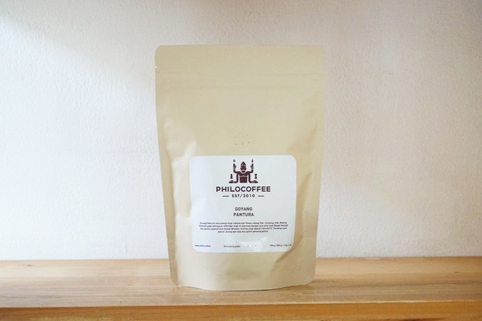 Biji kopi robusta goyang pantura 200gr | robusta wine | fine robusta