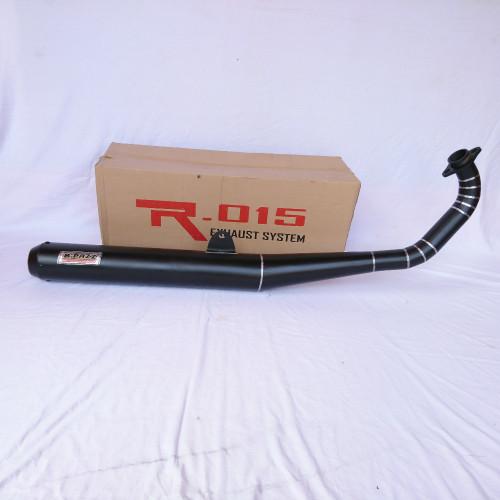 harga Knalpot b-pazz black doff standar racing rx king, rx special Tokopedia.com