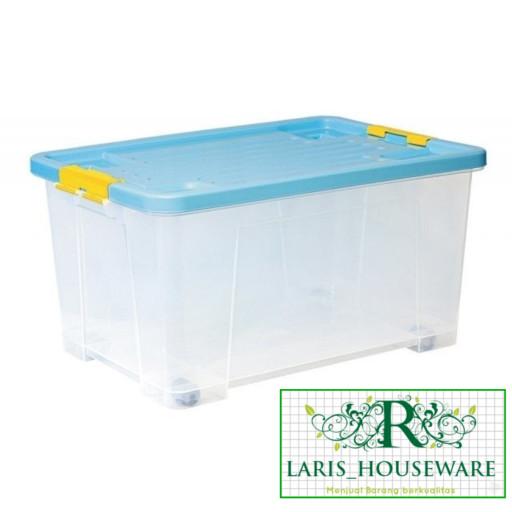 harga Box container / container plastik 90 liter serbaguna rovega Tokopedia.com