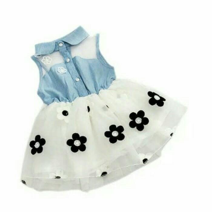 harga Dress bayi / gaun bayi / baju anak perempuan  / baju pesta bayi / bayi Tokopedia.com