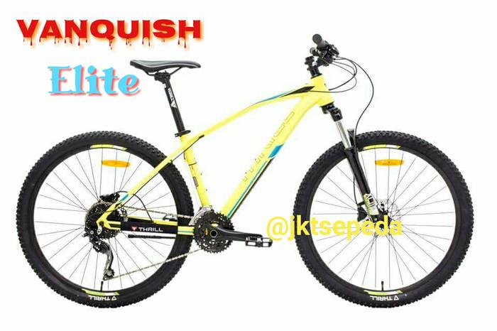 Sepeda MTB Thrill Vanquish Elite