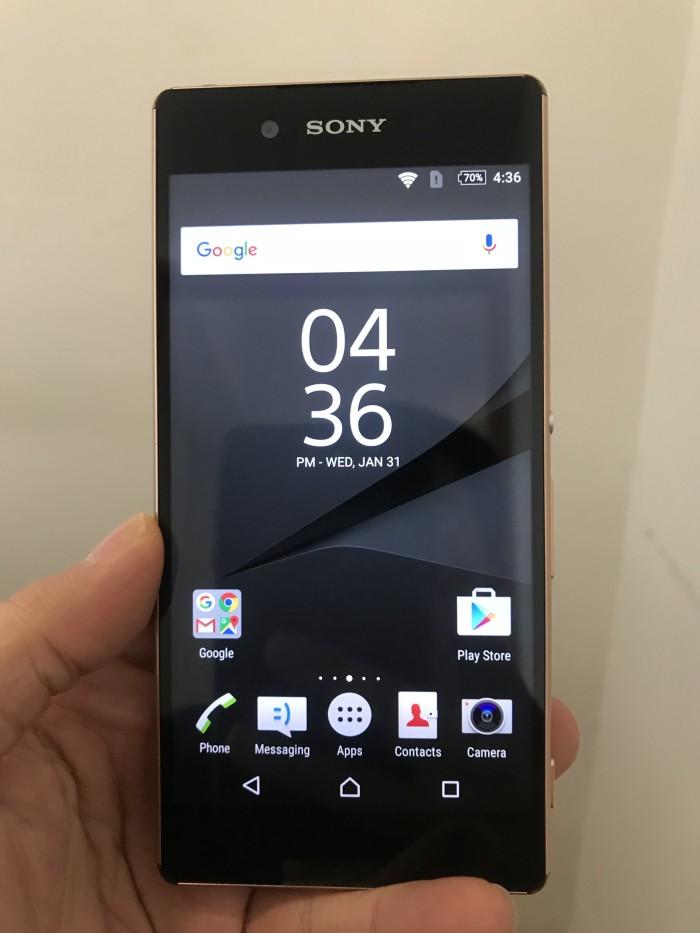 Sony xperia z4 3/32gb bekas garansi 2 minggu mulus 99persen