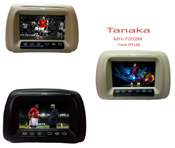 harga Headrest Monitor Tanaka Mh-7002m Tokopedia.com