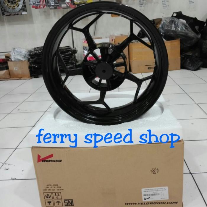 harga Velg rossi ninja 250 velg racing rossi ninja 250fi/z-250 5'inch Tokopedia.com