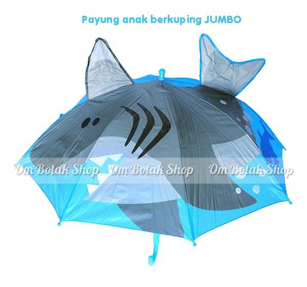 harga Payung kuping jumbo new anak karakter laki laki perempuan mainan kado Tokopedia.com