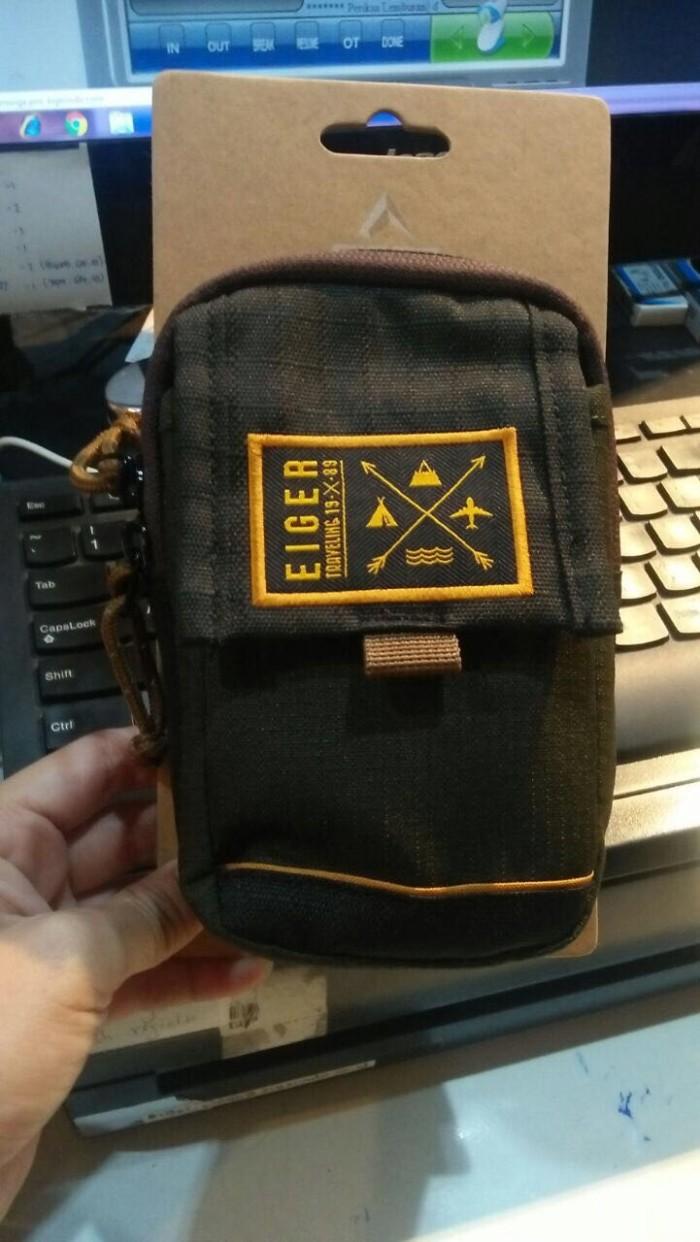 harga Tas eiger pouch case hp Tokopedia.com
