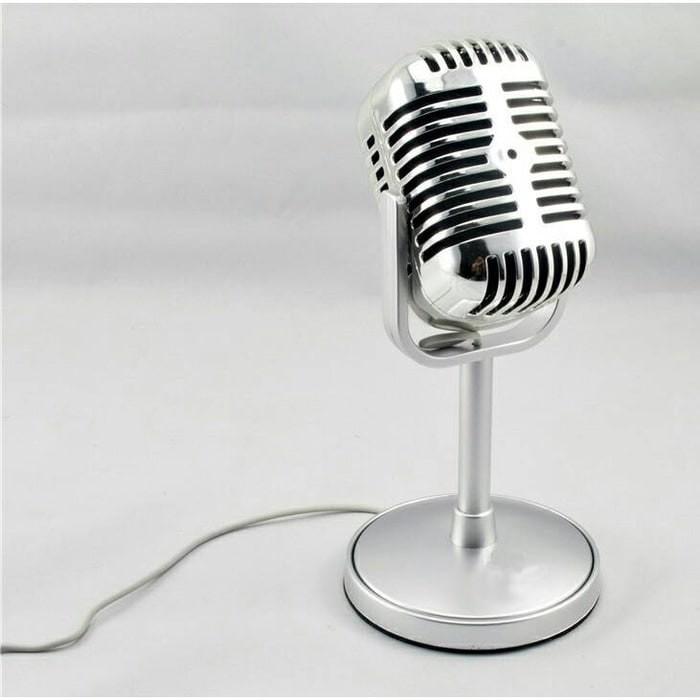 Professional Condenser Microphones Jazz Vintage / Mic Antik