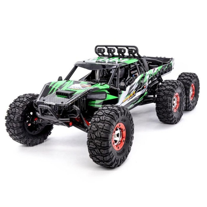 harga Feiyue fy-06 brushless motor 60km 1:12 6wd active rc car offroad Tokopedia.com