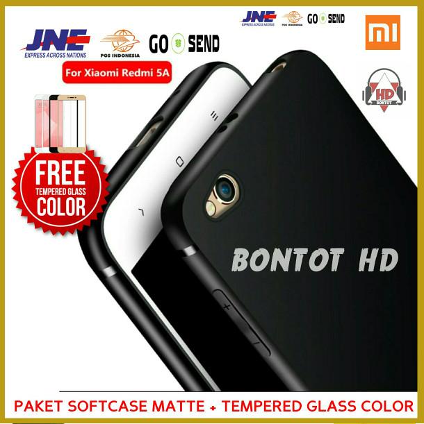 harga Paket xiaomi redmi 5a casing softcase slim super matte babby skin case Tokopedia.com
