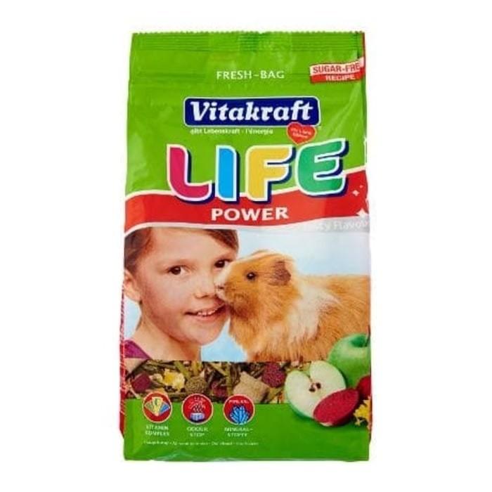 Jual Makanan Marmut Vitakraft Life Power Kab Rembang Yoes