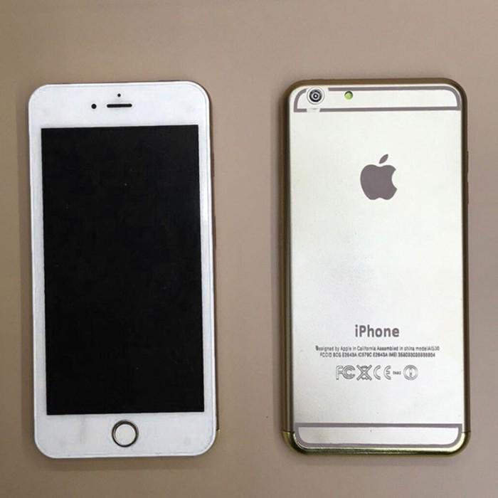 Jual Handphone Iphone 6s Palsu Dengan Sengatan Listrik Untuk Prank