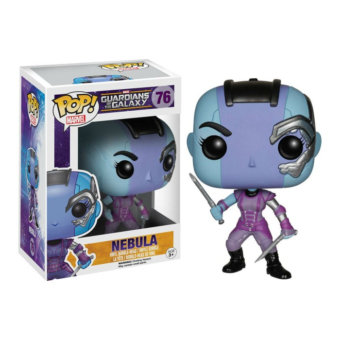 harga Funko pop! marvel guardians of the galaxy - nebula 76 Tokopedia.com